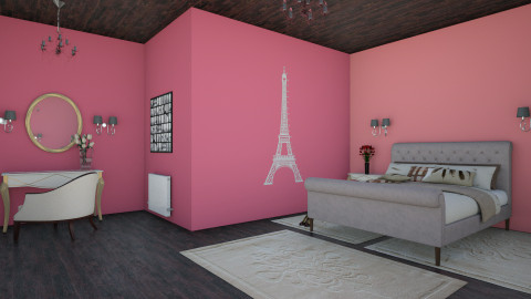 focus - Bedroom - by beluu