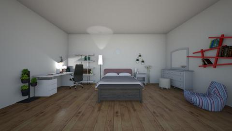HBL Bedroom - Bedroom  - by kaylaaryawan