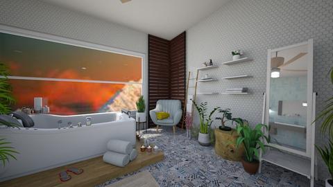 Bath - Bathroom - by elenatsempeli