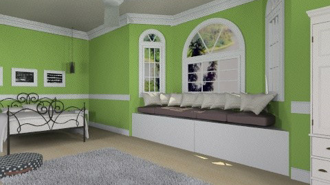 relax - Classic - Bedroom  - by ostwany_aboud