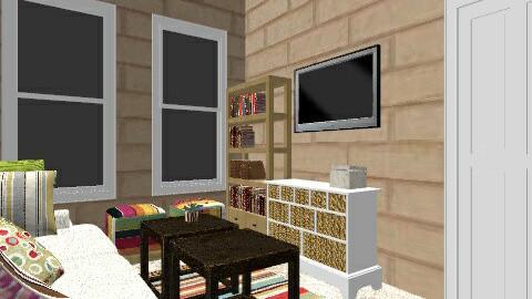 Romantic Ktchnjj - Eclectic - Kitchen  - by vanesags