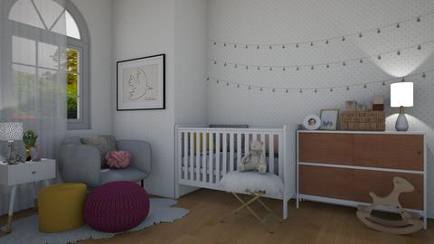 angelbaby - Kids room  - by MiaM