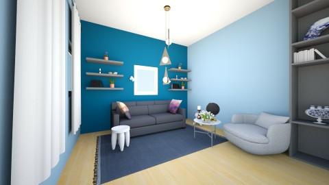 Artistic Living - Living room - by Yimika Adebayo