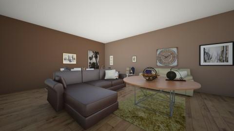 urban - Living room - by irene30