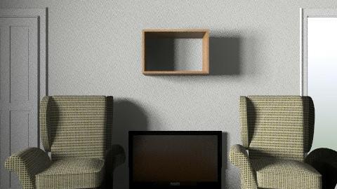 Lisa - Vintage - Living room  - by leskopas