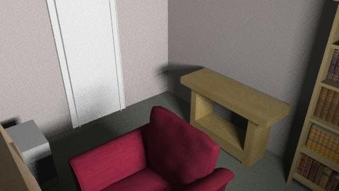 study room 2 - Minimal - Office  - by montycristo
