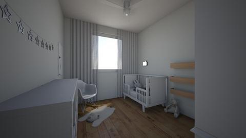 Danielle Gordon 31 - Kids room  - by erlichroni