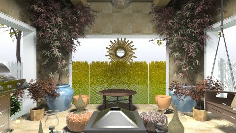 garden - Classic - Garden  - by rachelp04