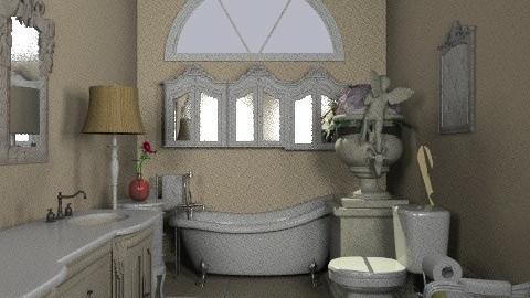 Bathroom - Classic - Bathroom  - by laruue