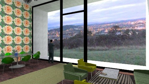 modern - Retro - Living room  - by macus