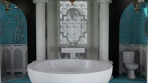 Rocco Morocco - Bathroom  - by ATOMIUM