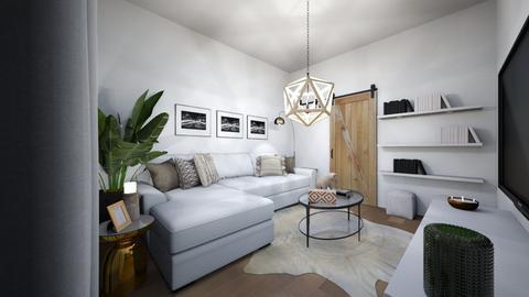 living room home 2 - Living room  - by homedecoinesv