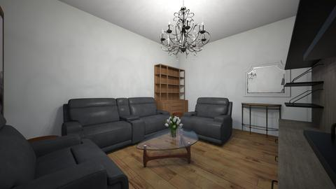 My room - Modern - Living room  - by ahmed1983