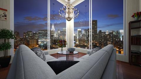Gabrielle - Living room  - by VeroDale