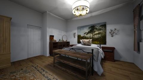 room - Bedroom  - by gracebinch