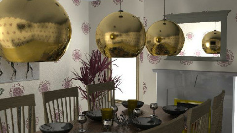 High class dining - Dining Room  - by comedecome