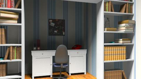 Home office - Office - by millie510