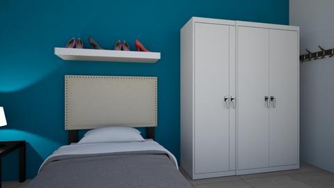 bedroomnuovi - Bedroom  - by thirdalt3