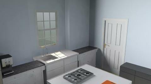 Kitchen - Classic - Kitchen  - by alyssaaaly