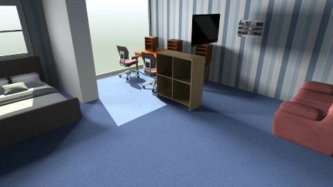 office home - Minimal - Office  - by PSophie