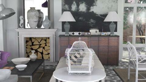 PM1 - Retro - Living room  - by naki1