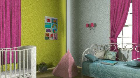 babaszoba - Classic - Kids room  - by Audrey17