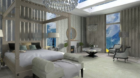 Secluded - Classic - Bedroom  - by Baustin