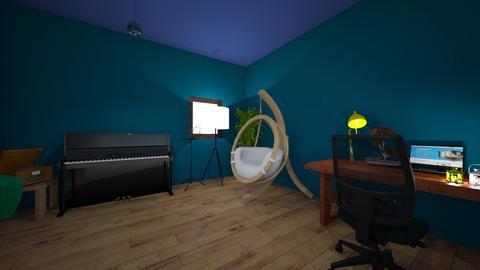 studio - by Nika kkkk