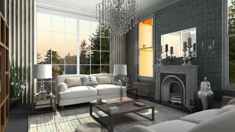 Primrose - Classic - Living room  - by camilla_saurus