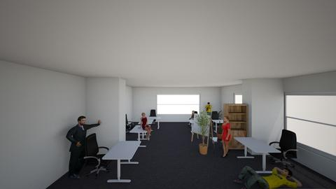Momchils proposal 2 - Retro - Office  - by mediapool