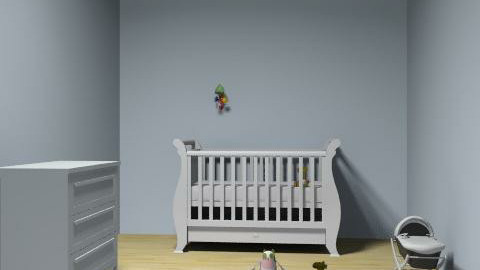 babyyyy - Classic - Kids room  - by jdillon