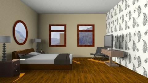 bedroom - Bedroom - by benwilliam94