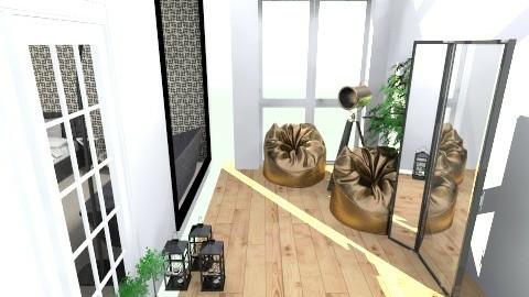 Conference Room 22 xx new - Retro - Bedroom  - by Suren