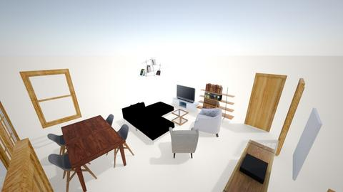 Soggiorno - Living room  - by MArkBURNY