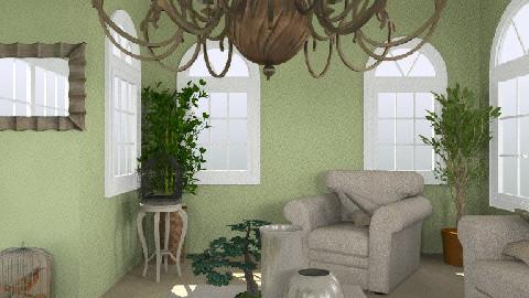 Bio - Classic - Living room  - by Sali15