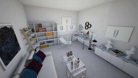 Baptism - Minimal - Living room - by annabu