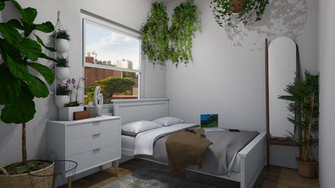 Garden Bedroom - by SydTheKid4
