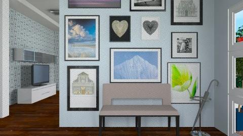 Gallery Corner - Classic - by chloedaniella