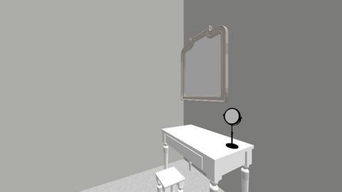 Evas Bedroom  - Bedroom  - by Arabesque1