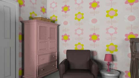 baby girls - Classic - Kids room  - by mywishlr