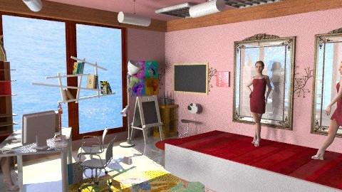 disiner office - Modern - Office  - by lamzoi