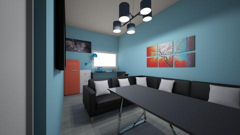 Dream Office 1 AB - Masculine - Office  - by Ahmedb