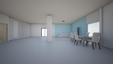 ALIN CASA - Living room  - by gabrielaaln