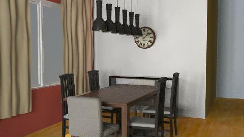 Whitehurst Dining2 - Dining Room  - by KimmyRa