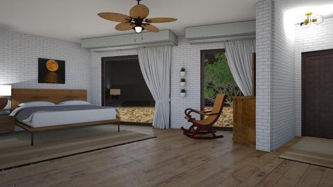 Night Sky Bedroom - Bedroom  - by Tupiniquim