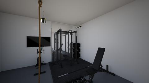 garage gym - by rogue_b2889965811d913b38f2ff0b00520