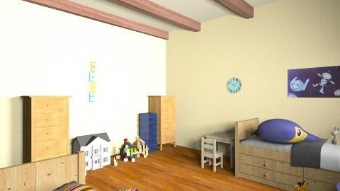 Kids Room - Kids room - by journalelv