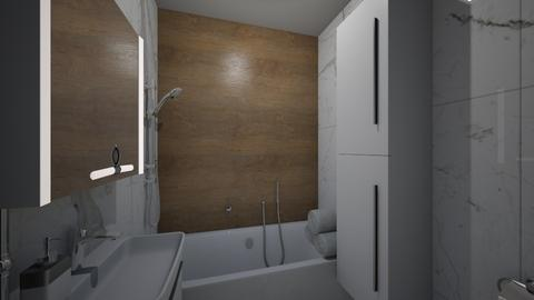 kupaona 8 - Bathroom  - by lidija3