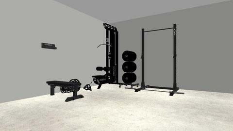 Home Gym - by rogue_27a7a210d820d373cfbe14f181b8c