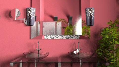 Bathroom - Modern - Bathroom  - by monikica